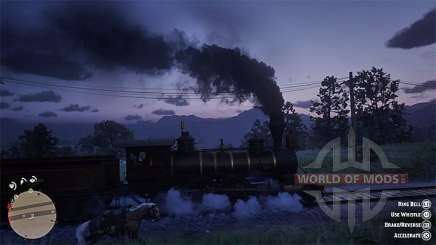 Train Ride to RDR 2