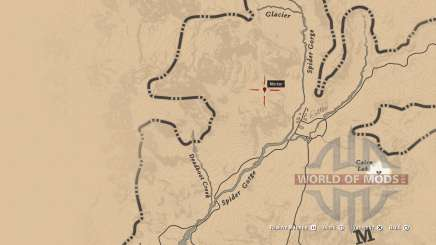 Where to find the robot in RDR 2