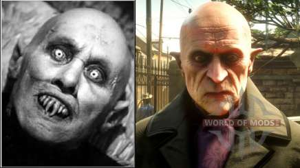 Vampire in RDR 2