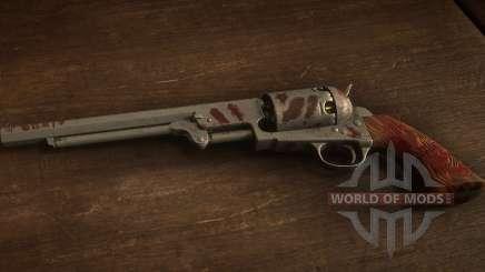 Navy revolver in RDR Online