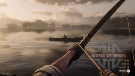 Bow and arrow in RDR 2