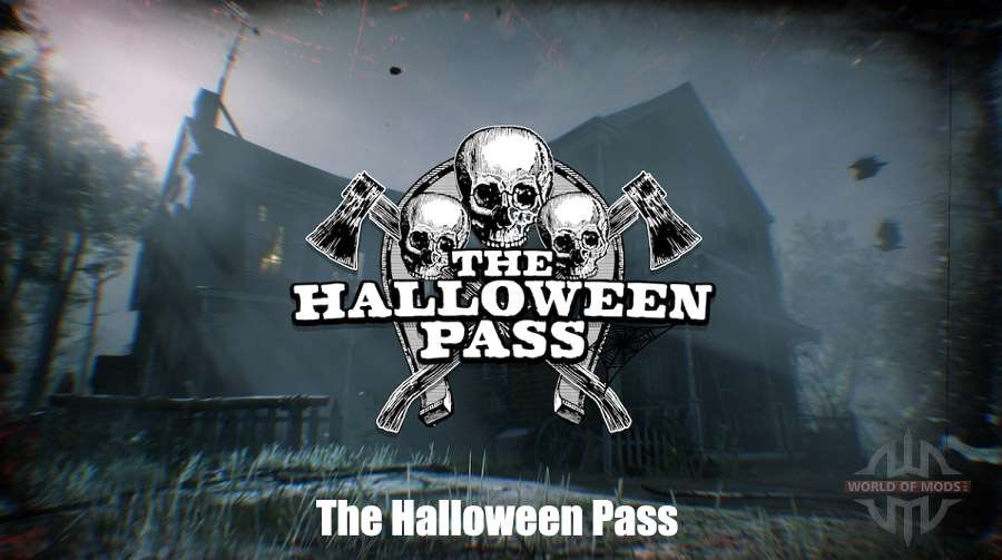 The Halloween Pass in Red Dead Online