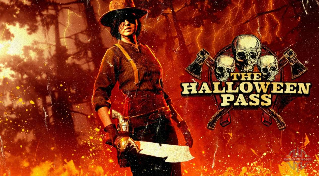 The Halloween Pass: Extended through November