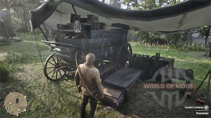 Clothes in RDR 2