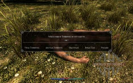 Cleaning corpses for Skyrim eleventh screenshot