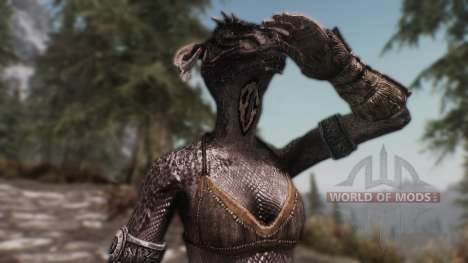 Forgotten argonianskie roots for Skyrim second screenshot