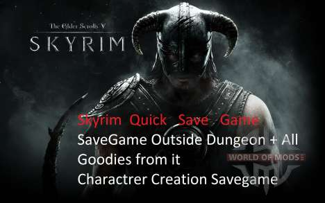 The net saving after the entry into force of the for Skyrim