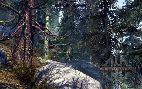 Realistic pine for Skyrim