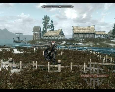 Land Of High Rock for the third Skyrim screenshot