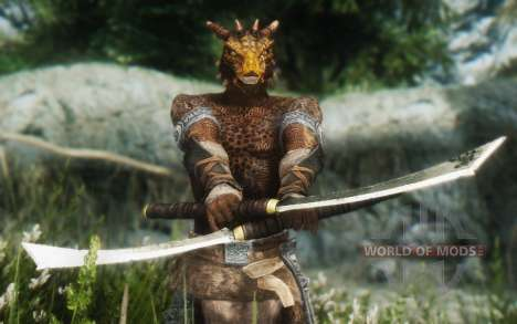 Forgotten argonianskie roots for Skyrim seventh screenshot