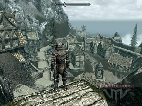 Land Of High Rock for Skyrim sixth screenshot