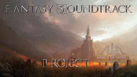 Fantasy Soundtrack Project for Skyrim