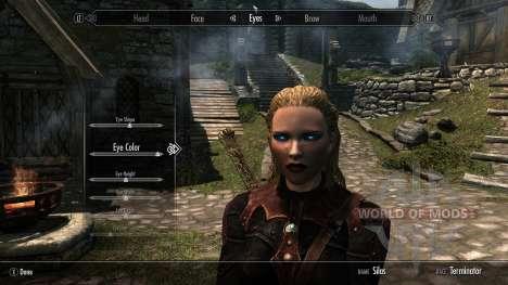 Race terminators for Skyrim second screenshot