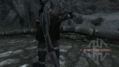 Nordskij sword with scabbard for the third Skyrim screenshot