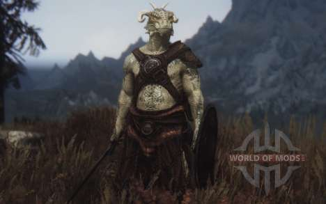 Forgotten argonianskie roots for Skyrim eighth screenshot