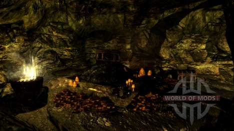 A small house in Solit′ûde for the third Skyrim screenshot