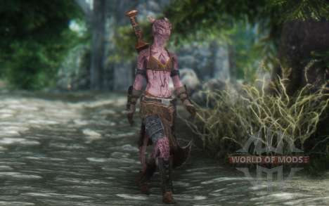 Forgotten argonianskie roots for Skyrim ninth screenshot