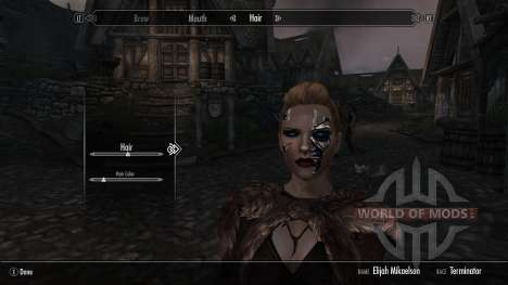 Race terminators for Skyrim fifth screenshot