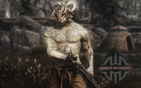 Forgotten argonianskie roots for Skyrim twelfth screenshot