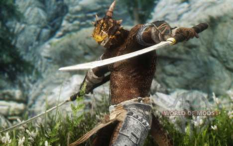 Forgotten argonianskie roots for Skyrim eleventh screenshot