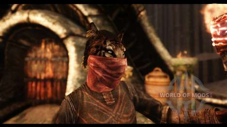 Facial masks for Skyrim second screenshot