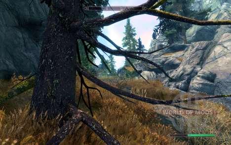 Realistic pine for Skyrim second screenshot