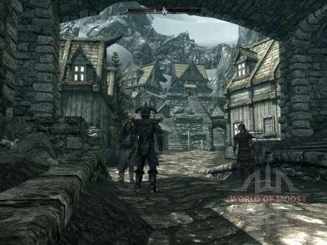 Land Of High Rock for Skyrim second screenshot
