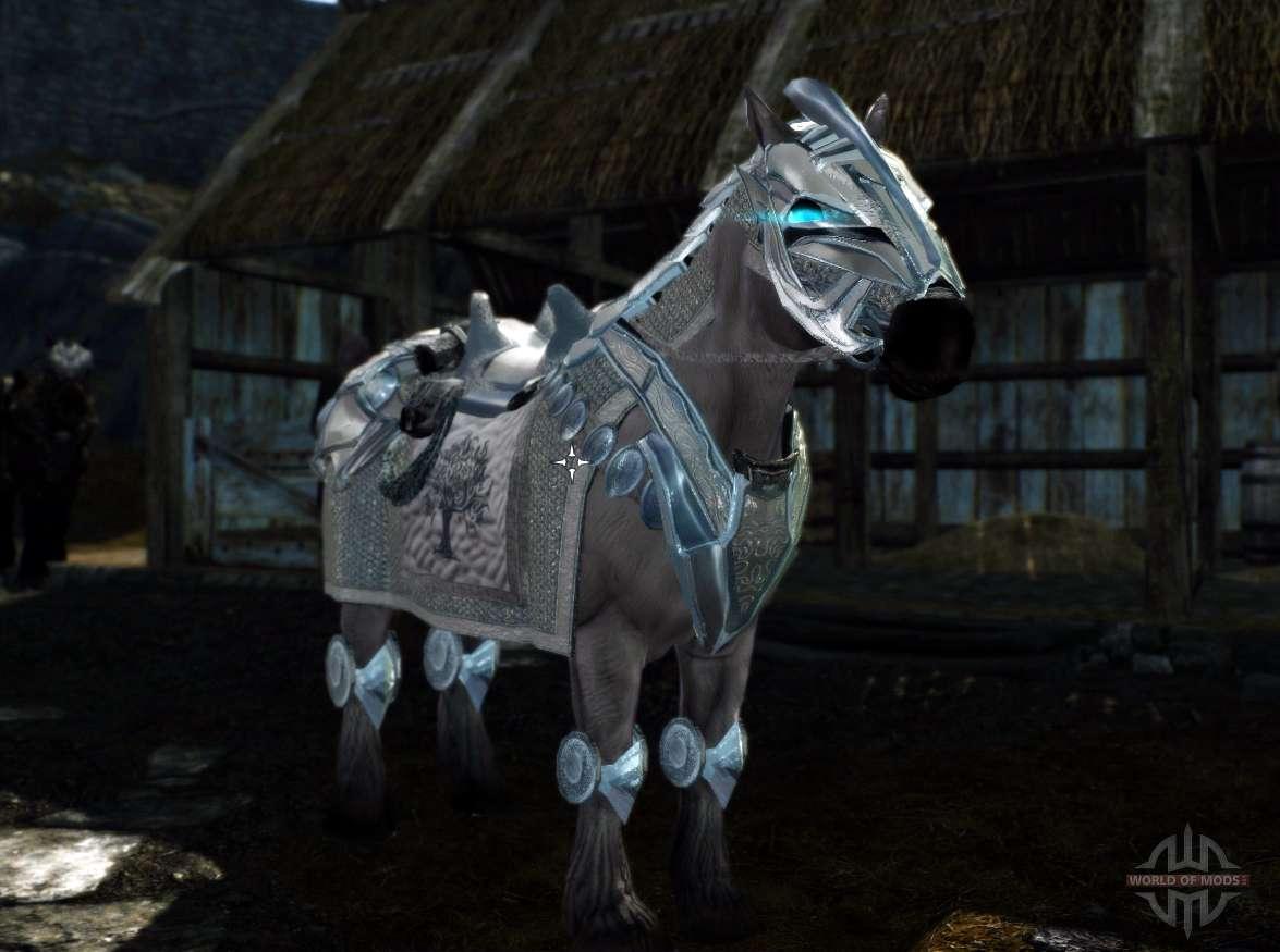 Armor for horses for Skyrim
