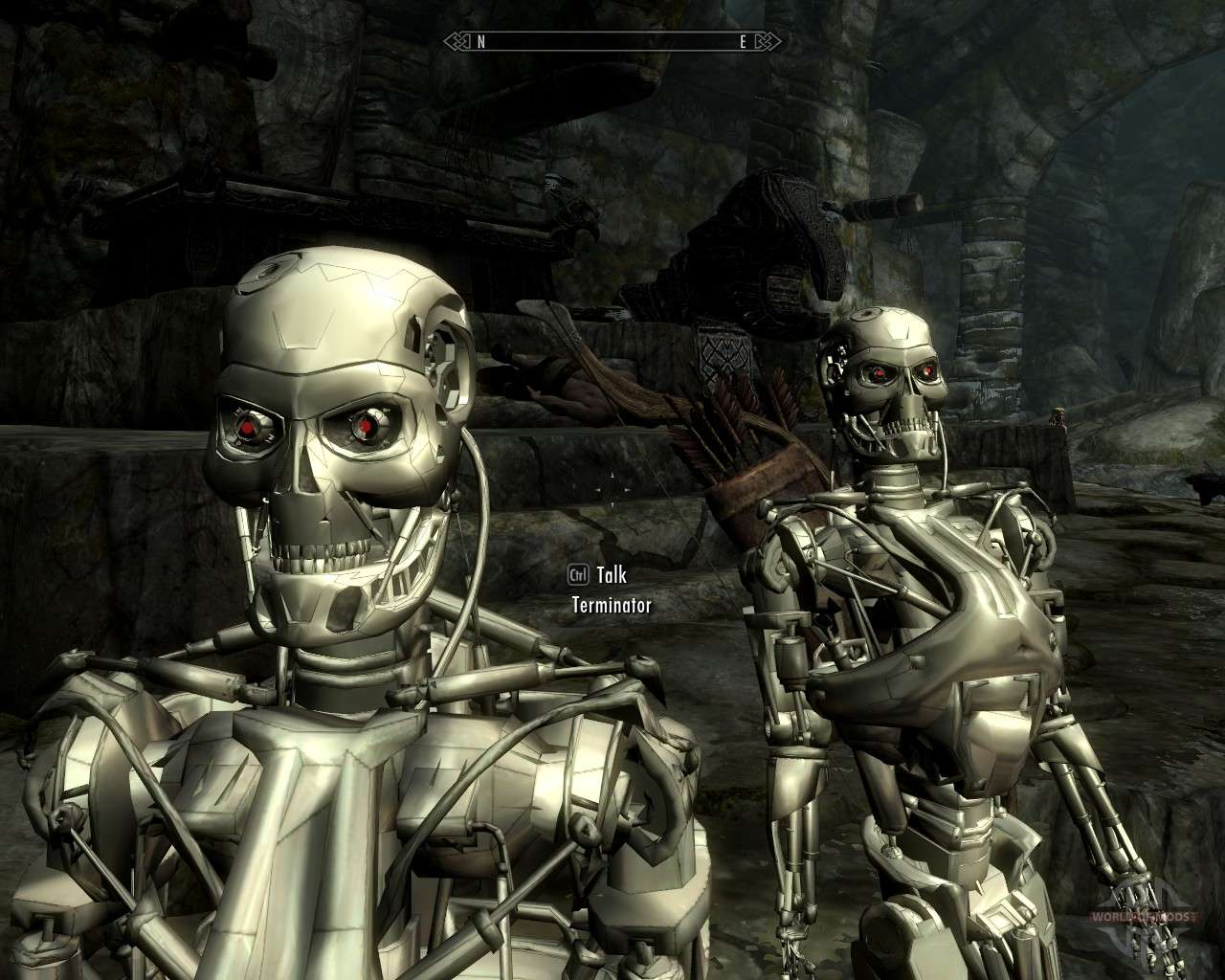 Warpaint for all races skyrim mods