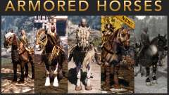 Armor for horses for Skyrim