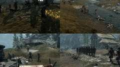 More war on the Skyrim