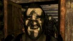 Uruk-Hai Lurz and coloring to Uruk-Hai orcs for Skyrim
