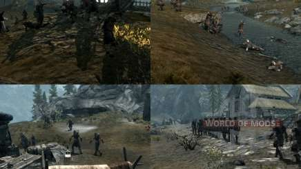 More war on the Skyrim for Skyrim