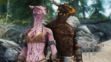 Forgotten argonianskie roots for Skyrim