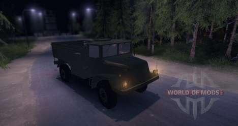 Tatra 128 FULL for Spin Tires