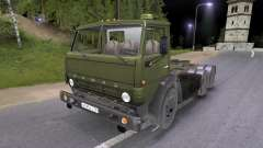 KAMAZ-54101 for Spin Tires