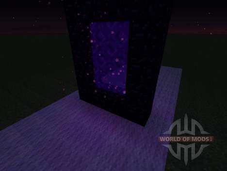 Colored lights for Minecraft
