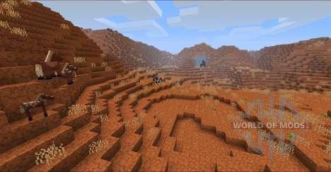 ExtraBiomesXL for Minecraft