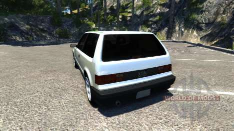 Ibishu M2 for BeamNG Drive