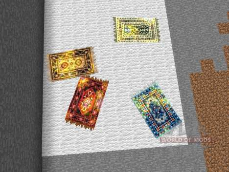 MagicCarpet for Minecraft