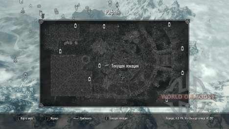 Buyer of stolen goods in Riftene for Skyrim second screenshot