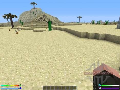 EnviroMine - hardcore for Minecraft