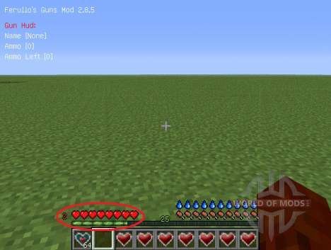 More Health Enhanced for Minecraft