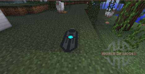 Portal Gun-guns from Portal for Minecraft