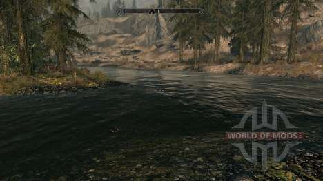 Pure waters-mod, which improves water for Skyrim second screenshot
