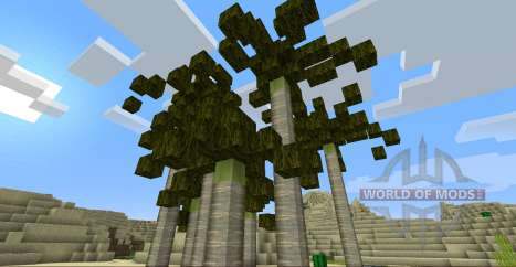 TooManyBiomes for Minecraft