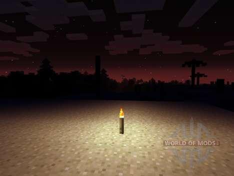 Advanced Darkness - the dark night for Minecraft