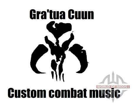 Gratua Cuun - new music in battle for Skyrim