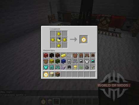 Time Stopper for Minecraft
