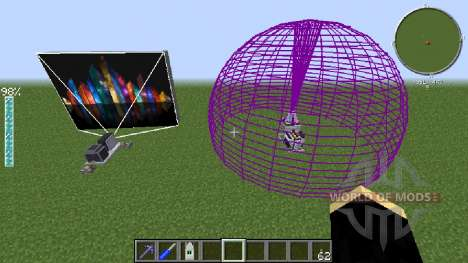 RotaryCraft-a new word in physics for Minecraft